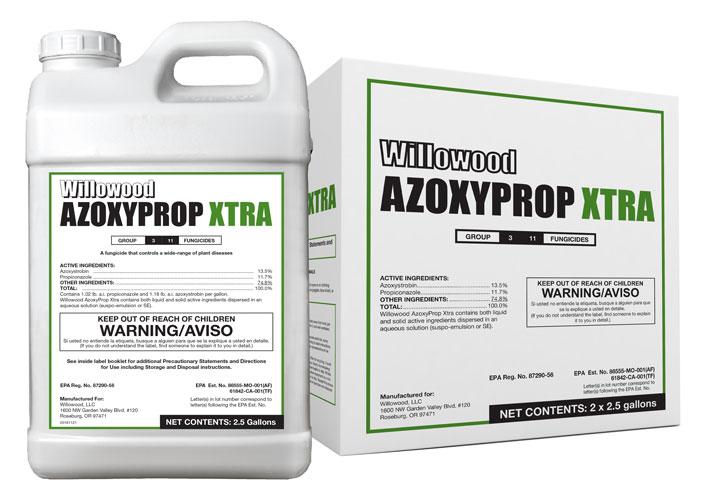 AZOXYPROP XTRA Box and Jug